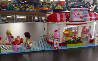 Lego® Friends 3061 City Park Cafe